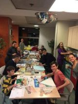 Photo from 3/3/2016, painting class
